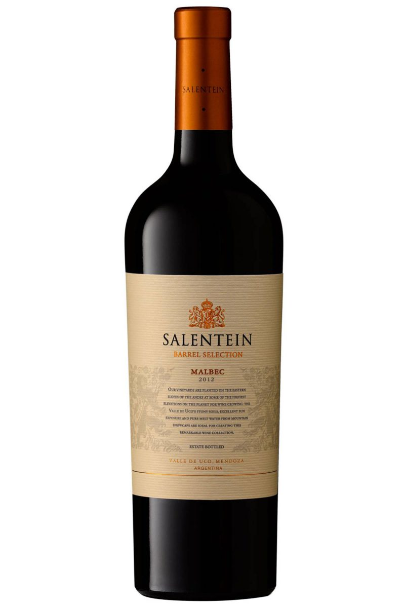 Bodegas Salentein – Barrel Selection Malbec