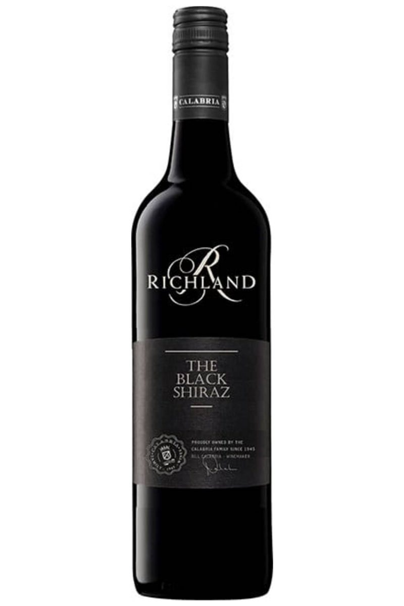 Calabria Wines – Richland _THE BLACK SHIRAZ_