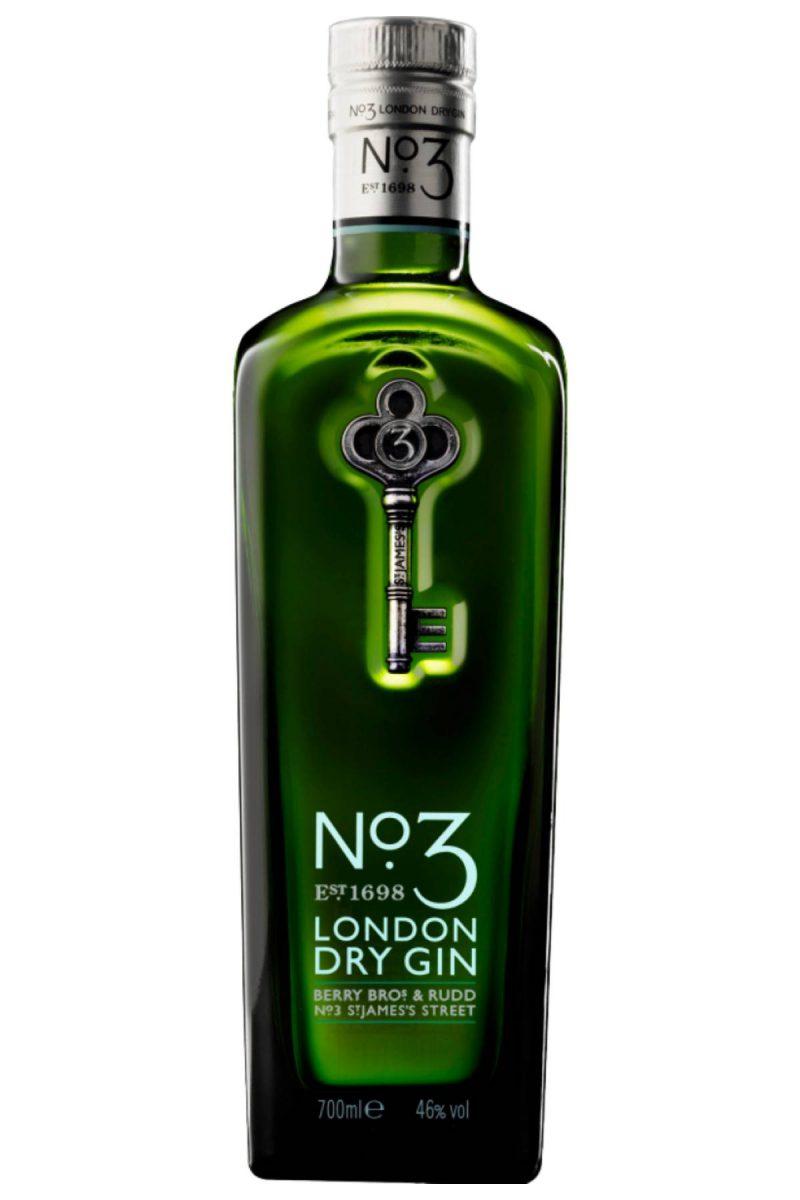 Berry Bros. & Rudd. – No. 3 London Dry Gin Grün