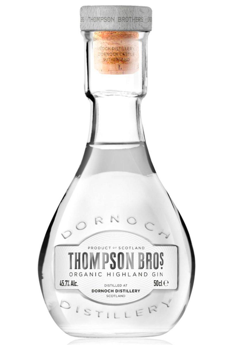 Dornoch Distillery – Thompson Bros. Gin