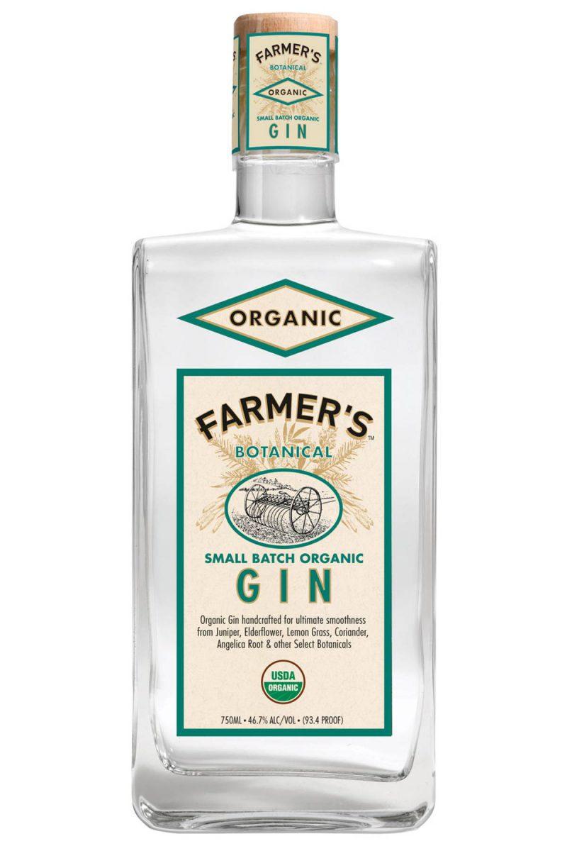 Farmer's Organic Gin Small Batch