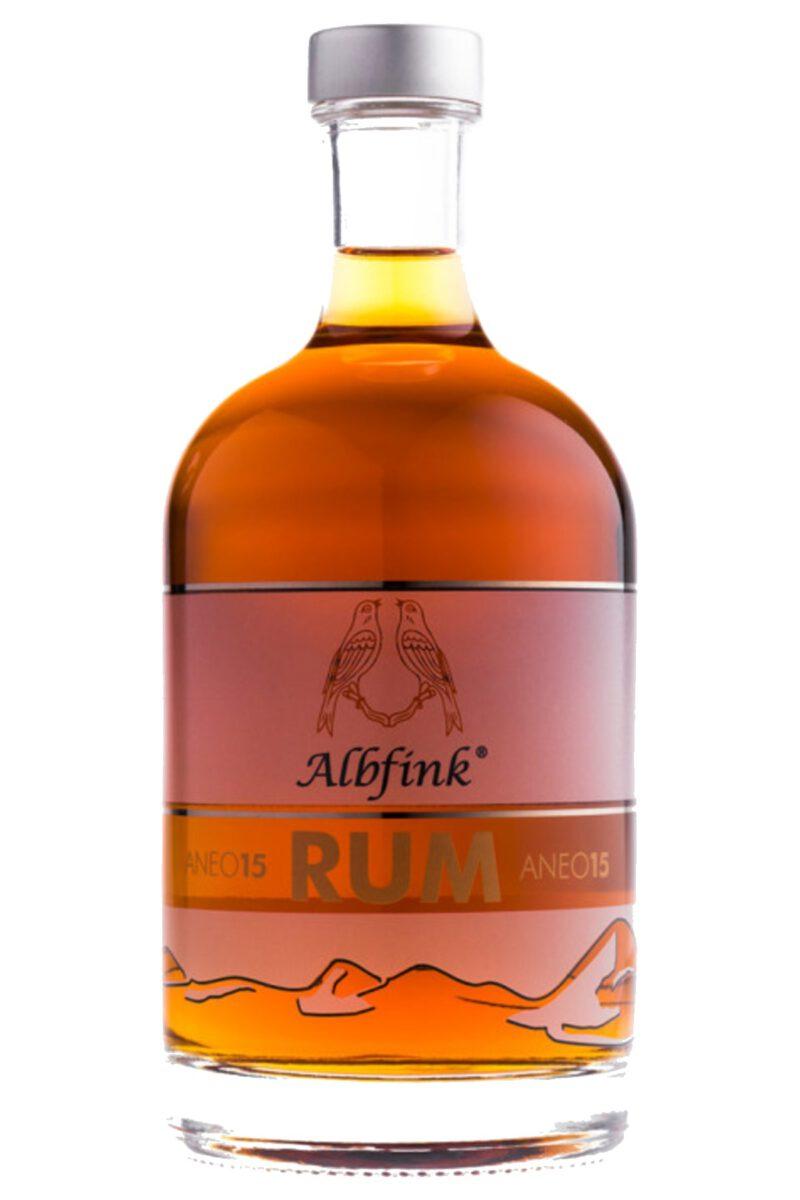 Finch Destillerie – ANEO15 Rum _Albfink_ Ohne