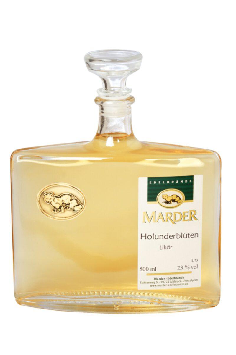 Marder – Likör Holunderblüten