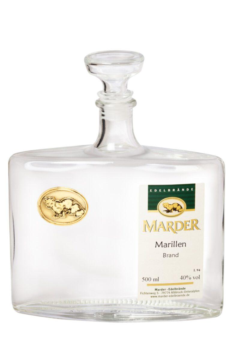 Marder – Marillenbrand