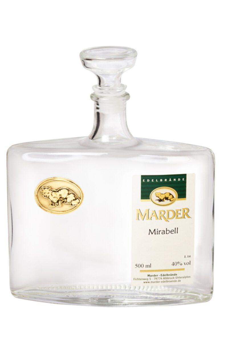 Marder – Mirabellenbrand