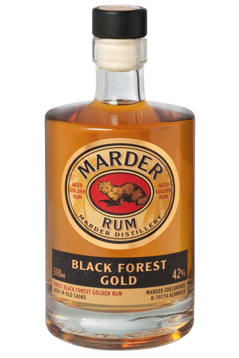 Marder – Rum _Black Forest Gold_