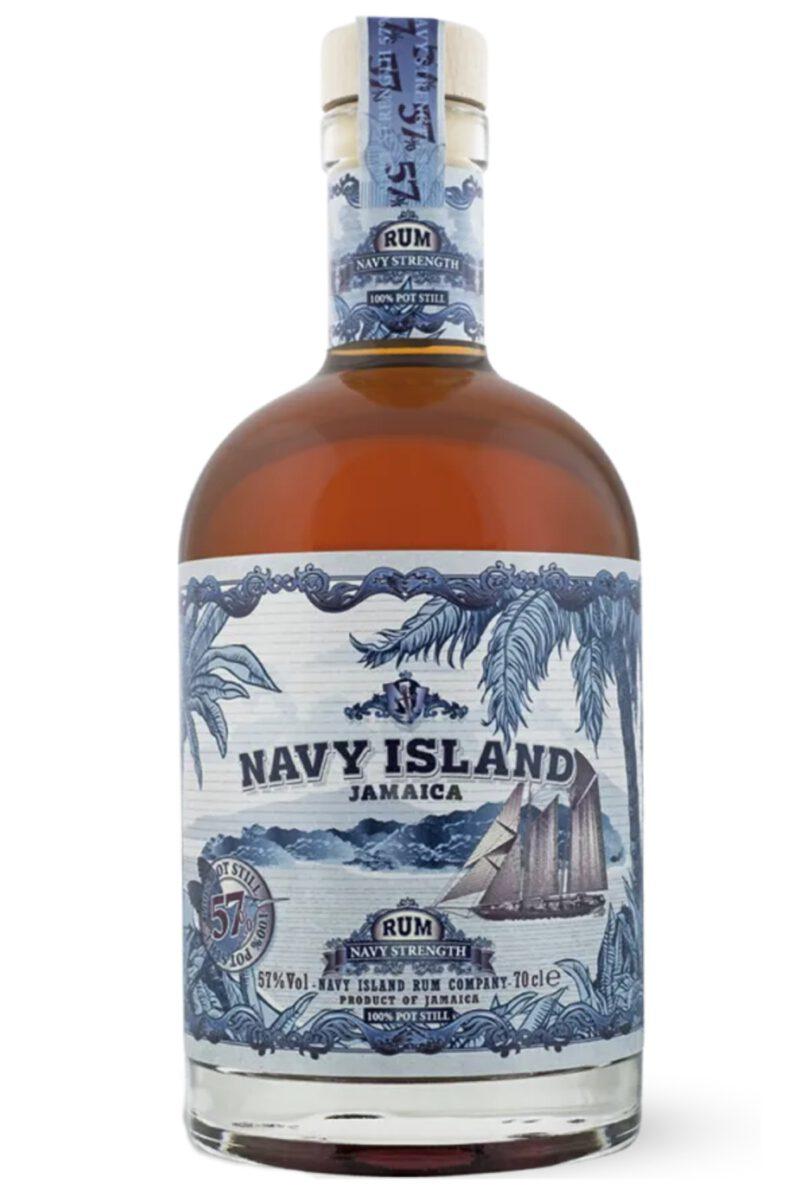 Navy Island Rum Company – Jamaica Rum Navy Strength