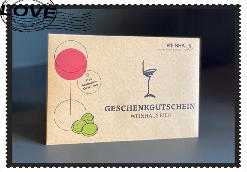 Gutschein Weinhaus Rieg